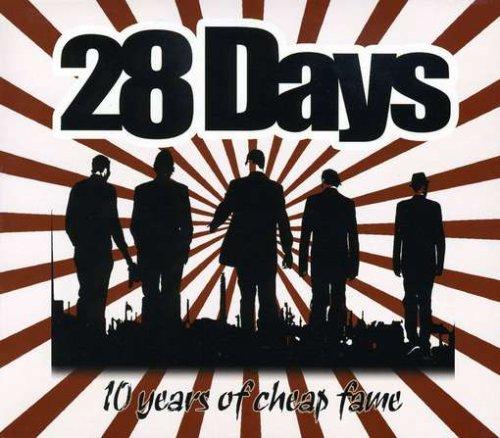 28 Days - 10 Years Of Cheap Fame - Zortam Music