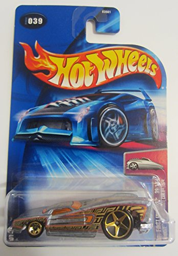 Mattel Hot Wheels 2004 First Editions 1:64 Scale Hardnoze Chevy Monte Carlo 1974 Die Cast Car #039