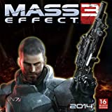 Mass Effect 3 2014 Wall (calendar)