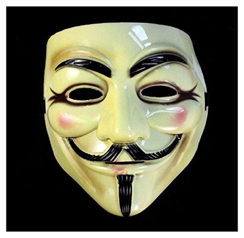 Rukiw (Guys Masquerade Mask)