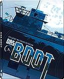 Das Boot Steelbook Blu-ray, UK-Import mit deutschem Ton, Director's Cut, Uncut, Regionfree, Limitiert auf 2.000 Stück