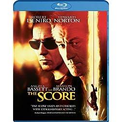 The Score [Blu-ray]