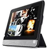 Belkin Thunderstorm Handheld Home Theater Speaker and Case for iPad 4 with Lightning Connector