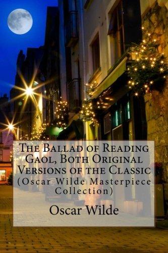 the ballad of reading gaol analysis pdf