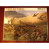 Two By Two, 500 Piece Noah&#39;s Ark Puzzle By Answersingenesis.com ~ Creation Museum