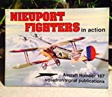 Image of Nieuport Fighters in Action - Aircraft No. 167