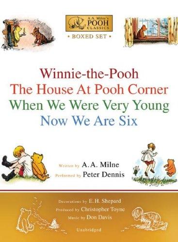 A. A. Milne's Pooh Classics Boxed Set