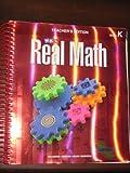 img - for SRA Real Math Teacher's Edition book / textbook / text book