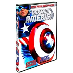 Captain America / Captain America II: Death Too Soon