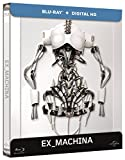 Image de Ex Machina [Blu-ray + Copie digitale - Édition boîtier SteelBook]
