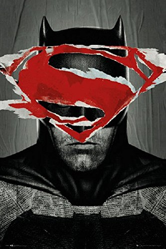 Batman Vs Superman: Dawn Of Justice - Batman Poster