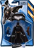 Batman, The Dark Knight Rises Movie Action Figure, Caped Crusader Batman, 4 Inches