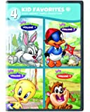 Baby Looney Tunes V1-4: 4 Kid Favourites