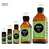 Birch 100% Pure Therapeutic Grade Essential Oil by Edens Garden- 100 ml