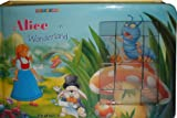 Alicia En El Pais De Las Maravillas /  Alice's Adventures in Wonderland (Cubopuzzlez) (Spanish Edition)
