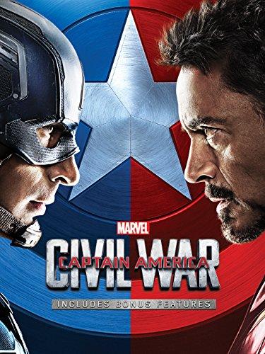 Captain America: Civil War (Plus...