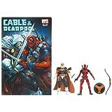 マーベル ユニバース MarvelUniverse 3.75インチ コミック 2パック 2011 デッドプール & タスクマスター