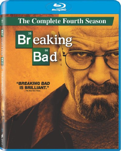 Breaking Bad: The Complete Fourth Season [Blu-ray] [Import]