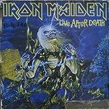 Iron Maiden - Live After Death - Jugoton - LSEMI 14005/6, EMI - LSEMI 14005/6