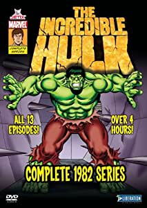 Incredible Hulk - 1982 Complete Series [2 DVDs]