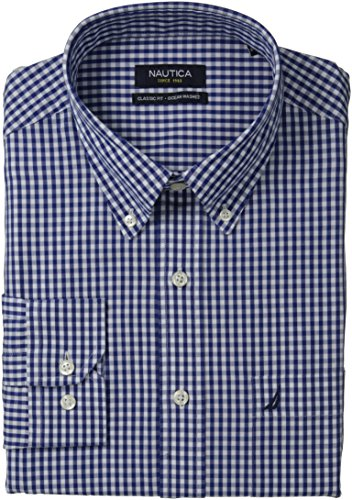 nautica-mens-gingham-poplin-dress-shirt-blue-175x34-35