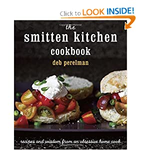The Smitten Kitchen Cookbook on Amazon