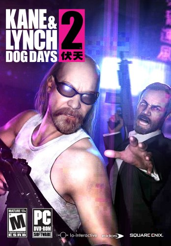 Kane and Lynch 2: Dog Days - Standard Edition
