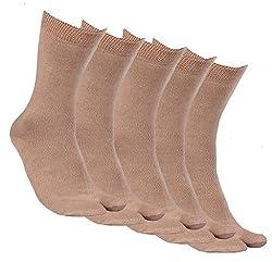 Devil woollen fawn women socks pair of 5