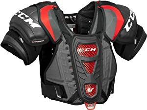 CCM U+ CS Shoulder Pads [SENIOR] by CCM