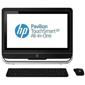 HP Pavilion TouchSmart 23-f250
