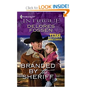 Branded The Sheriff (Harlequin Intrigue)