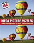 Mega Picture Puzzles: Challenge Yours...