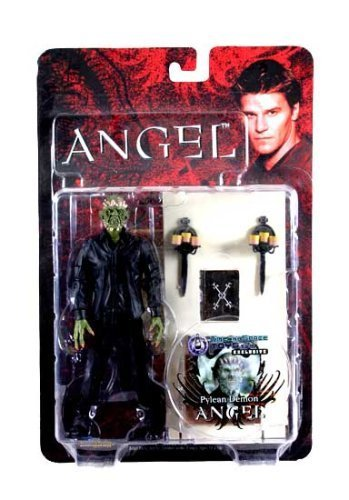 Angel Pylean Demon Angel Action Figure