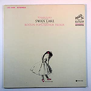Tchaikovsky: Swan Lake / Boston Pops, Arthur Fiedler