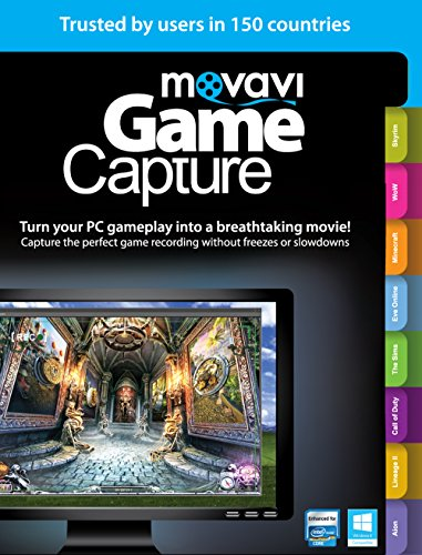 Movavi Game Capture Personal Edition