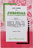 Law Guide For Judicial Vol. 1