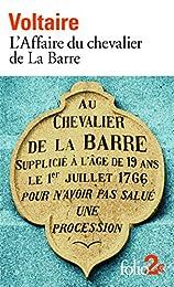 L' affaire du chevalier de La Barre