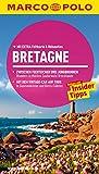MARCO POLO Reiseführer Bretagne: Reisen mit Insider-Tipps. Mit EXTRA Faltkarte & Reiseatlas