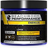 Beachbody Performance - Energize (Pre-Workout Formula)