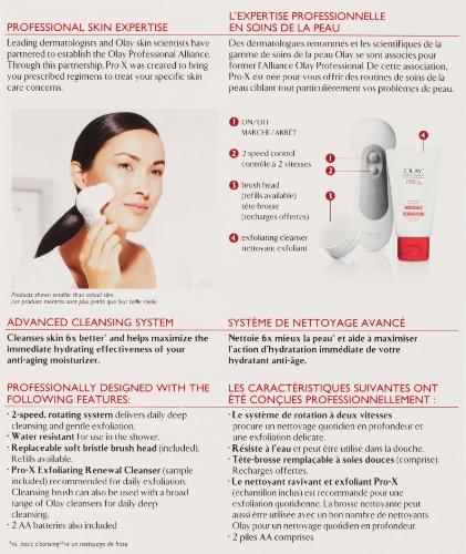 Olay 玉兰油 Pro-X 专业方程式净透焕肤洁面仪套装图片