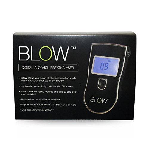 BLOW Ethylotest digital de qualité premium