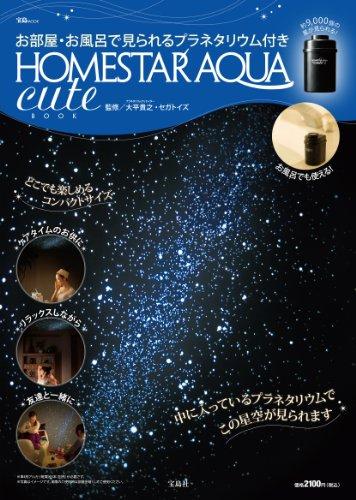 HOMESTAR AQUA cute BOOK (宝島MOOK)