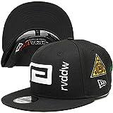 (リバーサル) REVERSAL rvddw MARTIAL ARTS PATCHES NEWERA CAP (CAP)(rvner009-BK) キャップ 帽子 NEWERA ニューエラ 9FIFTY F ブラック