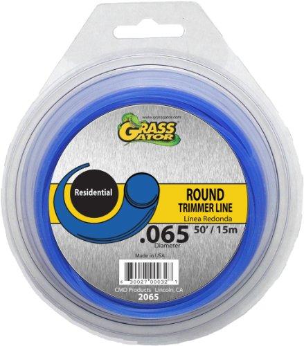 Grass Gator 2065 50-Foot-By-.065-Inch Round Trimmer Line