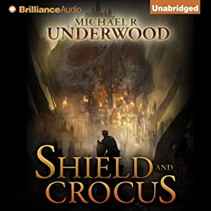 Shield and Crocus | [Michael R. Underwood]