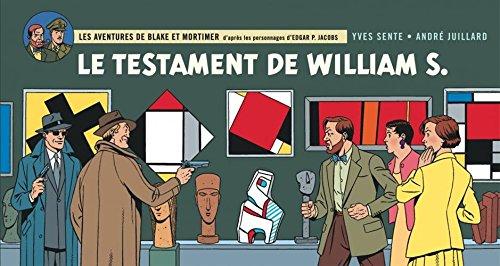 Blake & Mortimer - tome 24 - Testament de William S. (Le) - version strips