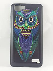 BlueArmor Designer Soft Fancy Back Cover Case For Karbonn Titanium Dazzle 2 S202   Design 26 available at Amazon for Rs.199