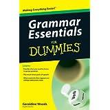 Grammar Essentials For Dummies ~ Geraldine Woods