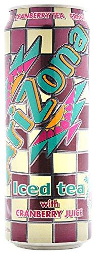 arizona-iced-tea-with-cranberry-juice