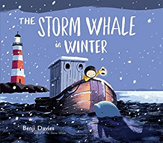 Book Cover: The Storm Whale in Winter